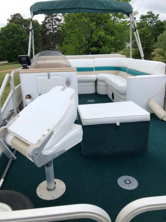 A 820 Elite is a Power and could be classed as a Pontoon,  or, just an overall Great Boat!